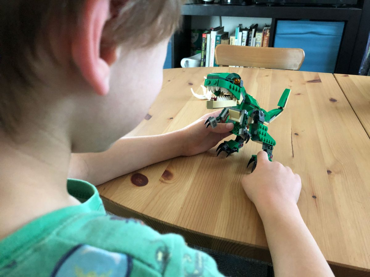 In Praise of Lego Kits