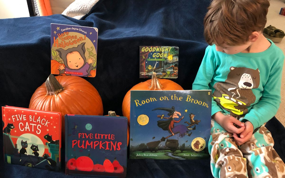 Fun Halloween Stories