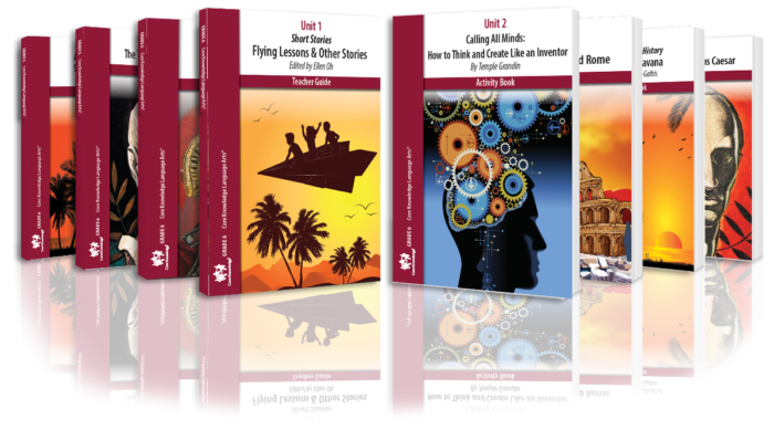 Core Knowledge Releases New Language Arts Materials